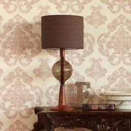 tribute 341330 barok klassiek, modern geel, roze