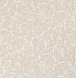 blauwgrijs vlies behang ornamentals 48645