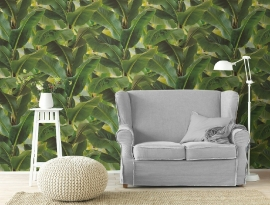 BANANE BOOM PLANT VINYL BEHANG XXT
