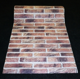 steen steenstrips  vinyl behang 3d net echt 9044-2