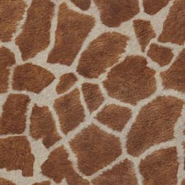 Dutch First Class Jungle Club behang giraf 10