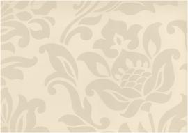 royal dutch 4 30248 beige modern bloemen behang
