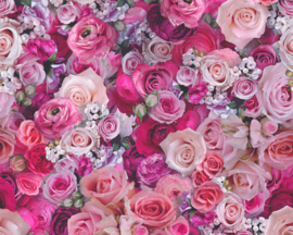AS Creation Urban Flowers behang 32722-1