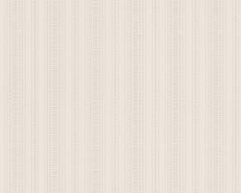 beige streepjes glim behang 30187-5
