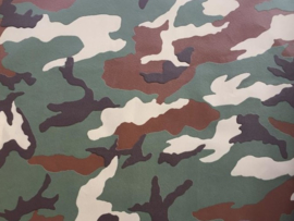 Legerprint behang camouflage as creation tapete