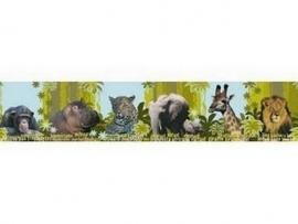dieren print rand 1