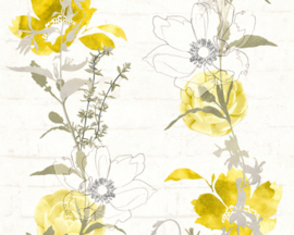 AS Creation Urban Flowers behang 32800-2