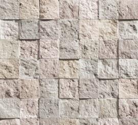 Dutch Wallcoverings Bluff J190-07 Steenstructuur behang