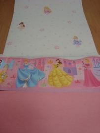 disney prinsessen wit rose meisjes behang 30