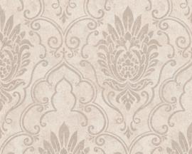 vintage Barok behang oudrose goud 94532-7
