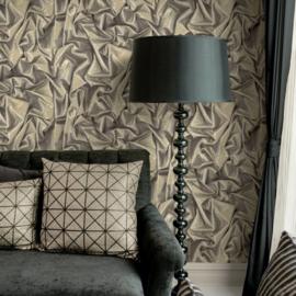 3d zijde satijn behang Realistische Glitter Silk L14212