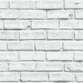 Arthouse Options White Brick behang 623004