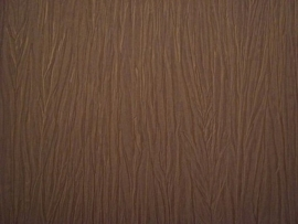 bruin bamboe of hout behang vlies 23