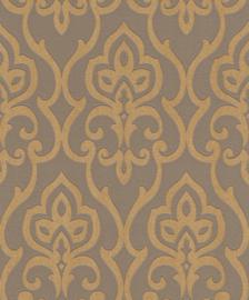 Glitter behang barok barbara becker 717051