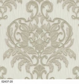 Barok Behang 02437-20 Beige