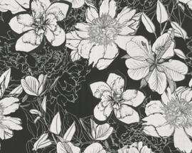 AS Creation Urban Flowers behang 32798-4