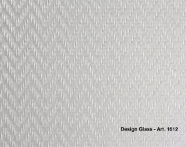 Intervos Wall-Structure 1612 Design Glasvlies 50x1M
