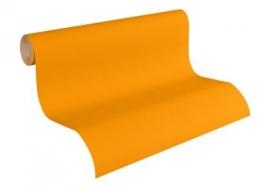 Patroonbehang Lars Contzen 4 Behang Geel oranje