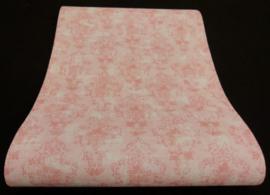 barok Behang roze  05485-10