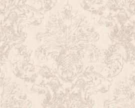 Vintage barok behang exclusief metalic  96105-3