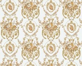 Chateau 4 engelse bloemen vinyl behang 954935 95493-5
