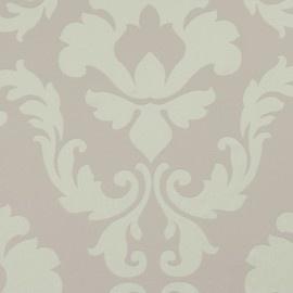 BN Wallcoverings Glamorous 46722 barok streep roze vlies