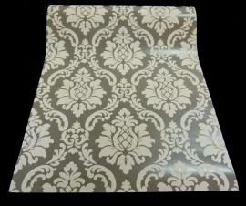 barok behang grijs 3d dutch 08521-70