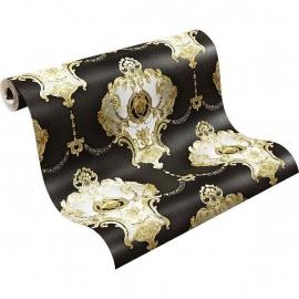 Versace behang as creation hermitage  6553-70