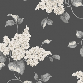 Norwall English Florals bloemen behang G34320
