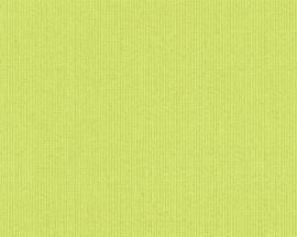 limegroen vlies behang 302469