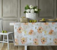 bloemen tafelzeil 7031