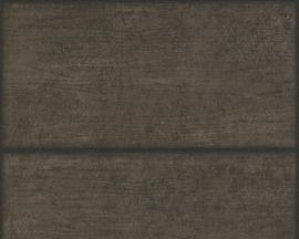AS Creation Murano 7085-26 Wood zwart bruin behang