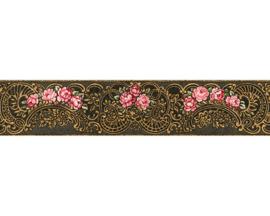 behangrand  bloemen 34074-1
