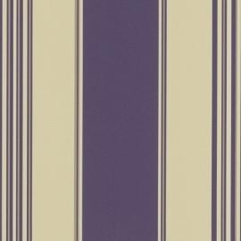 9699-09 paars beige modern streep behang