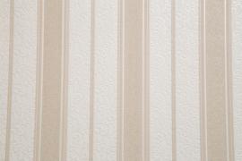 Strepen behang met glitter 1369-12