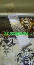 zilver versace  behangrand xxx57