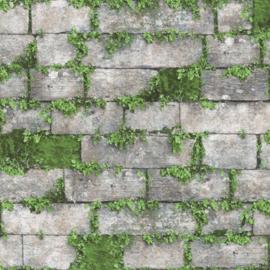 Dutch Wallcoverings Horizons behang Steen L56804