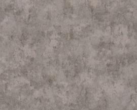 Beton behang grijs 36924-1