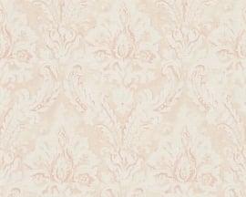 zalm barok behang new classics as creation 30494-2