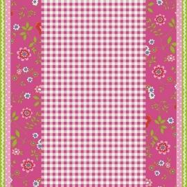 Bluuming Affairs 44590 behang patchwork