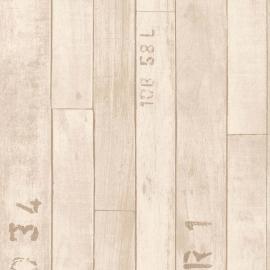 houtstructuur behang 51150807