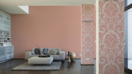 Barok behang metalic 32750-2
