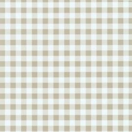 PS Playground 05638-10 beige wit Ruitjes behang