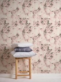 AS Création vliesbehang bloemen 37398-2