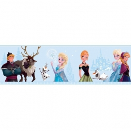Rasch Disney Deco frozen rand 3503-1