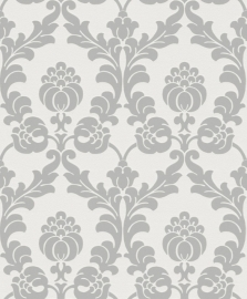 Gentle Elegance behang barok grijs 725896