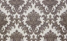 bruin barok behang 15001-18