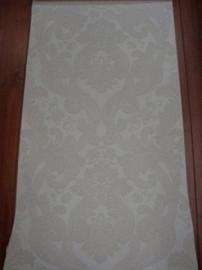 barok behang vinyl wit 92