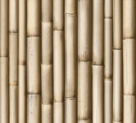bamboe hout vinyl behang 2