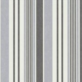 Behang Expresse Jewel grijs wit